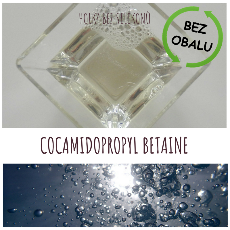 Cocamidopropyl betaine 100ml  BEZ OBALU